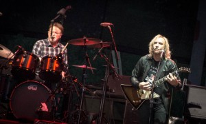 Don Henley and Joe Walsh
