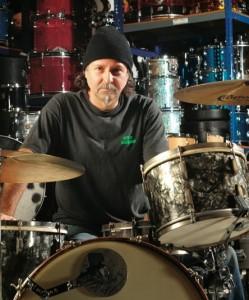 Drum Doctor Ross Garfield