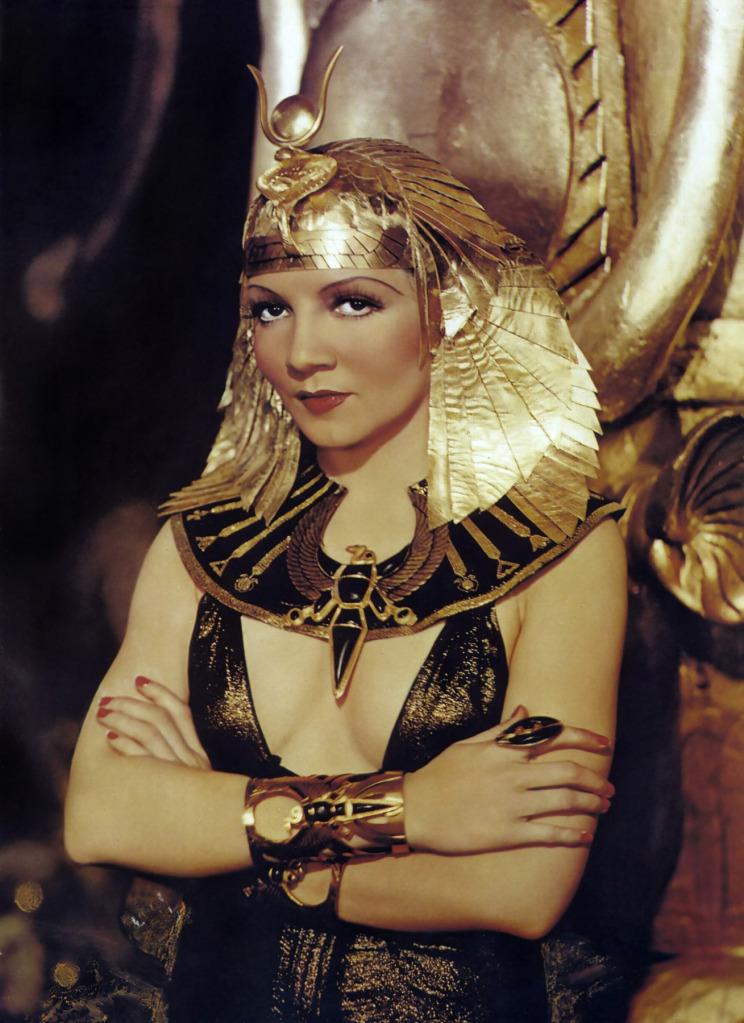 Cleopatra RedHead By Paramount studio [Public domain], via Wikimedia Commons