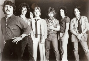 Toto, 1984 (Luke second from right).