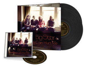 Big Star - Nothing Can Hurt Me LP Jacket & CD