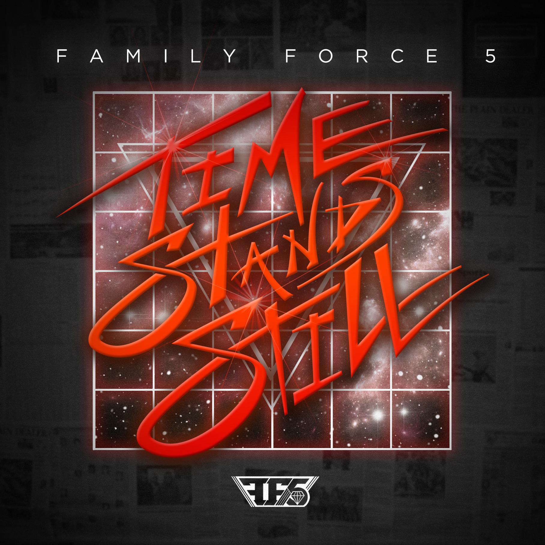family force 5 bzrk
